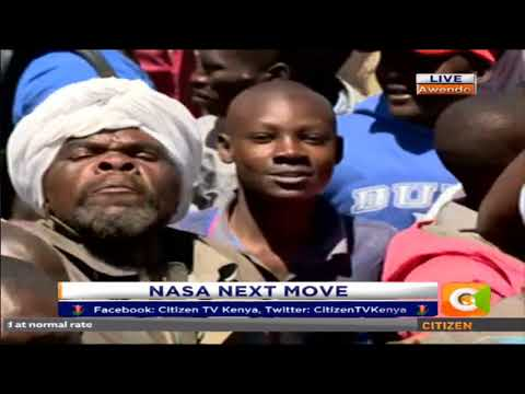 Citizen Extra : NASA Next Move
