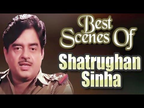 Shatrughan Sinha In Hindi Movie Ilzaam (1986) | Best Scenes | Jukebox