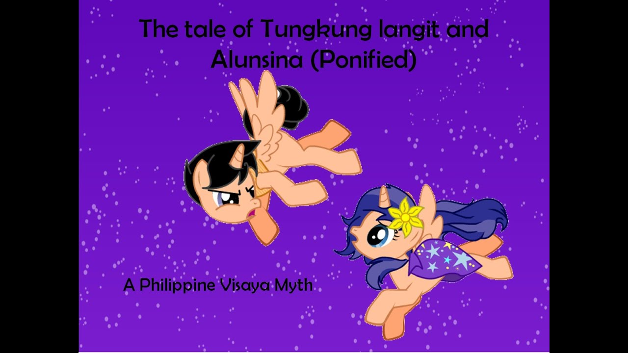 tungkung langit and alunsina characters