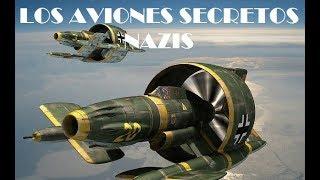 Los aviones secretos de Hitler