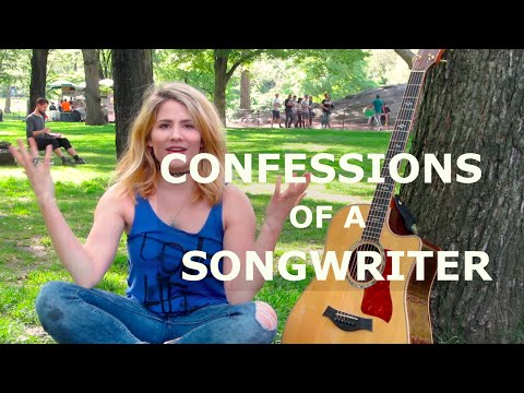 10 CONFESSIONS OF A SONGWRITER- Laura Rizzotto