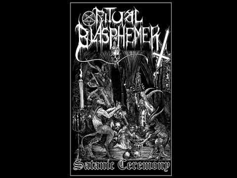 RITUAL BLASPHEMER - Blasphemous Attack Mp3