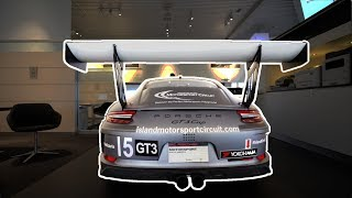 *SIZE MATTERS*  How big is your WANG? - Porsche GT3 Cup