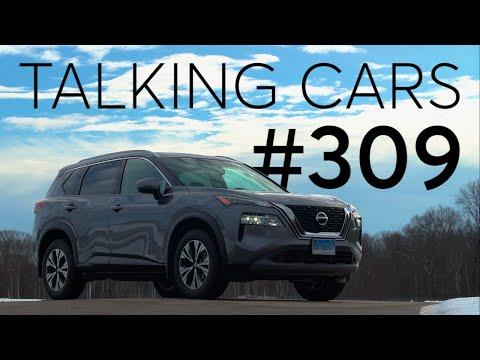 2021 Nissan Rogue; Ford F-150 Lightning | Talking Cars #309