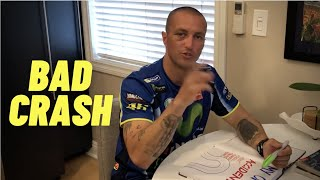 Learn From My One & Only Crash On The Public Roads ~ MotoJitsu