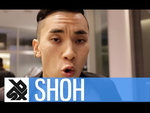SH0H  |  Japanese Beatbox Champion
