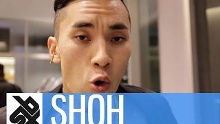 SH0H  |  Japanese Beatbox Champion