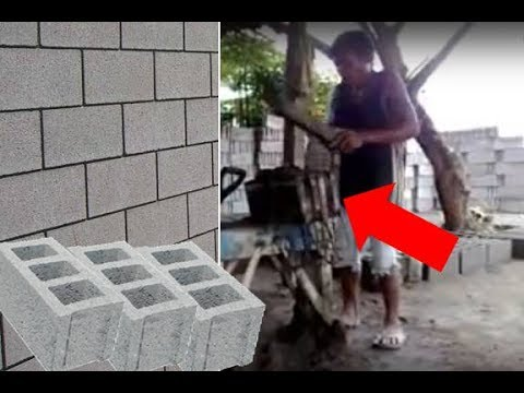Hollow Block Production - YouTube