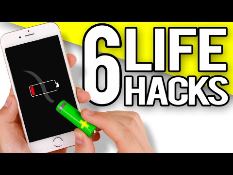 Thumbnail: 6 Life Hacks Everyone Should know!