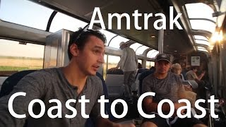 Amtrak Adventure Summer 2016
