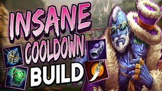 Download lagu Smite Insane Cooldown Agni Build How Hard Do We Have to Carry MP3