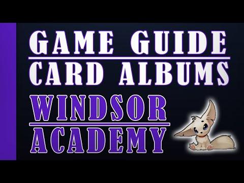 Windsor [Event] [euRO] Card Albums!