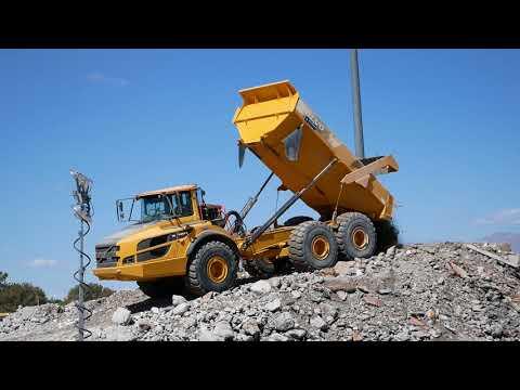 Volvo A40G 40 Ton Articulated Dump Truck