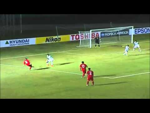 Afghanistan National Football Team Top 5 Goals