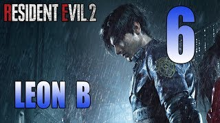 Resident Evil 2 Remake - Leon B (Japanese voice/English sub) Part 6 (End)