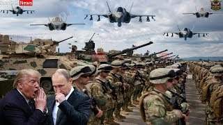 High Alert ( Feb 16,2020 ) : US Military Prepares For Fight Against With RUSSIA