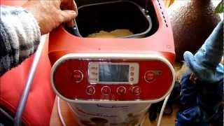 MOULINEX HOME BREAD UNO MACHINE à PAIN OW 3101 Pain complet