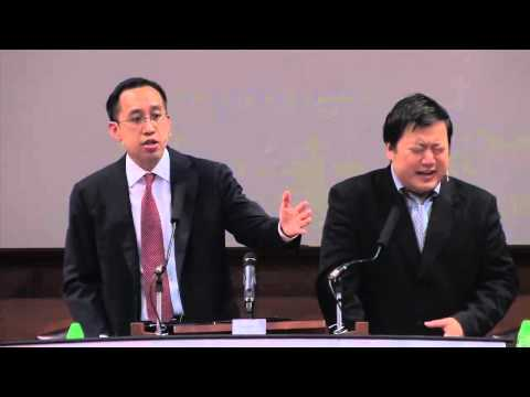 【九、普遍恩惠與全球教會(2)】 Dr. Jeffrey K. Jue (福音與普遍恩惠.西敏神學講座)