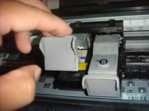 Canon Mp258 P10 Error Solution No 2 Youtube