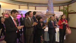 Khởi động các hoạt động kỷ niệm 45 năm quan hệ ngoại giao Việt Nam - Pháp