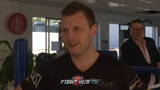 JEFF HORN NOT THINKING OF PACQUIAO REMATCH OR MURATA FIGHT; SOLEY FOCUSED ON ZERAFA
