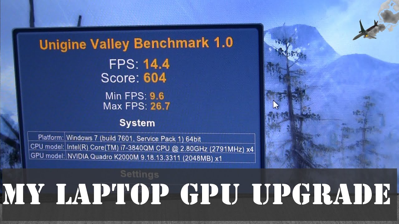 My Dell Precision M4800 GPU Upgrade and Keyboard Replacemnt Tutorial