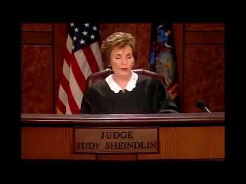JUDGE JUDY VS INBRED HILLBILLYS