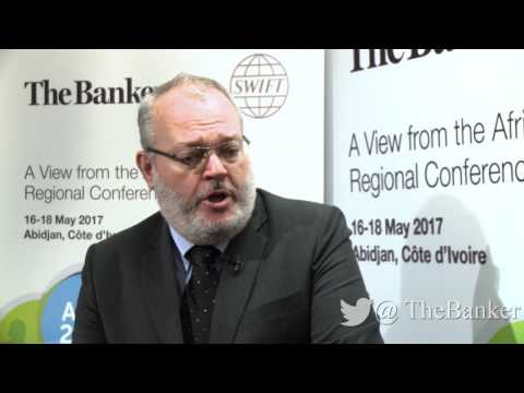 Denis Kruger, head of Sub-Sahara Africa, SWIFT - View from ARC 2017