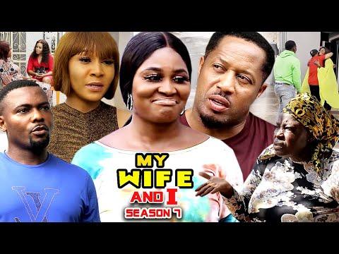 MY WIFE AND I  SEASON 7(Trending New Movie HD)Chizzy Alichi 2021 Latest Nigerian New  Movie Full HD