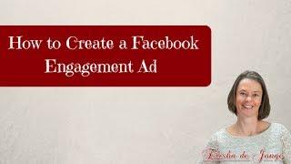 كيفية إنشاء Facebook المشاركة في الإعلان