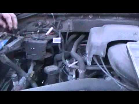 99 Ford F 250 Powerstroke Fuse Box Diagram 2002 F150 No Start Youtube
