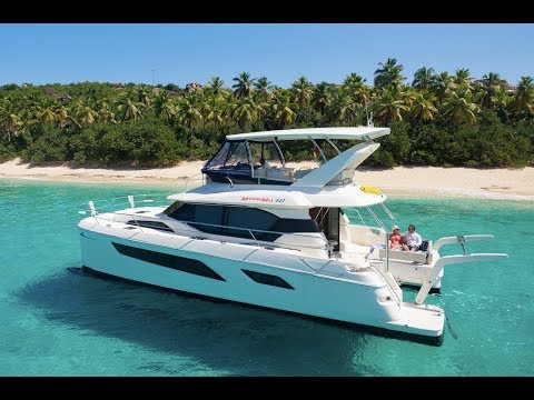Marinemax Vacations 443 Power Catamaran All You Need To Know