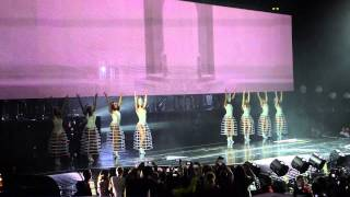 Beyonce Intro + Who run the world (girls) Stockholm Sweden