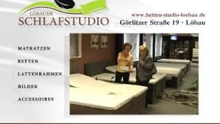 SSV-Aktion im Schlafstudio Loebau
