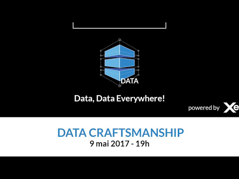 Mois de la Data - Introduction Episode 2 - Meetup 09/05/2017