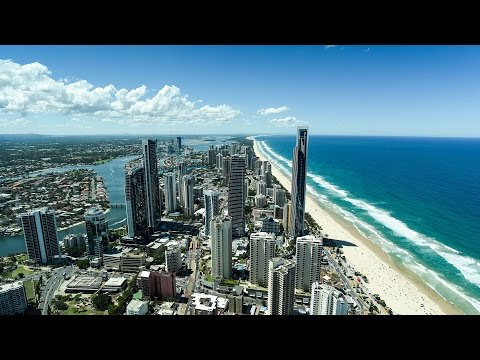 Surfers Paradise and InterContinental Sanctuary Cove Resort at Hope Island