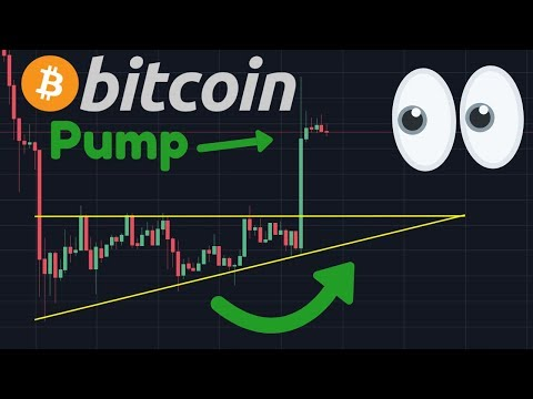 BITCOIN PRICE PUMP!!!! | HUGE BTC MOVEMENTS INCOMING TO $14,000!!??