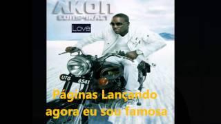 Akon- Birthmark (LYRICS - TRADUÇAO)