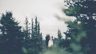 Liz & Carlos Wedding - Classic City Films | Classic Highlight (Denali National Park)