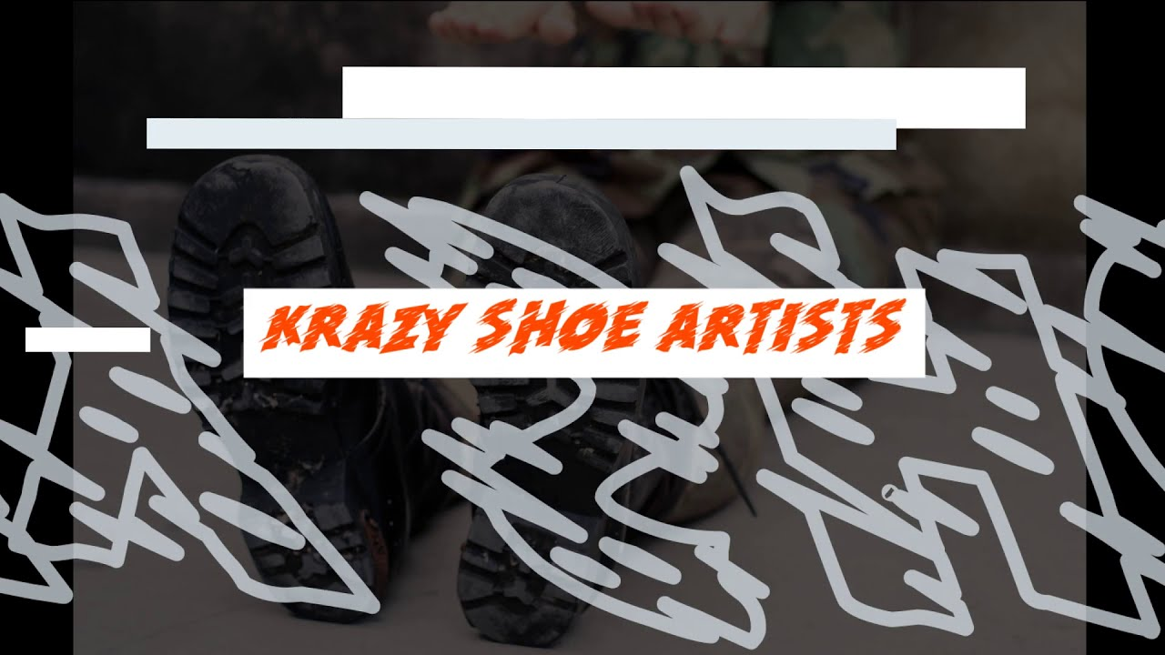Why Krazy Shoe Artists Jungle Boots Combat Boots are so Versatile?