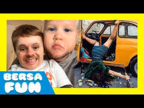 Bersa Fun - 018 - Videos graciosos - Los mejores golpes - Las caídas más graciosas - Fails - Vines
