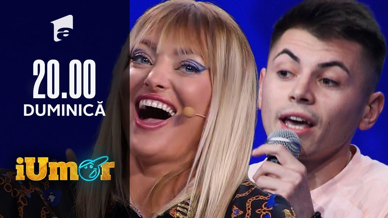 Semifinala iUmor 2020   Mihai Caragea, glume despre fosta iubită. Atenție, critici răutăcioase