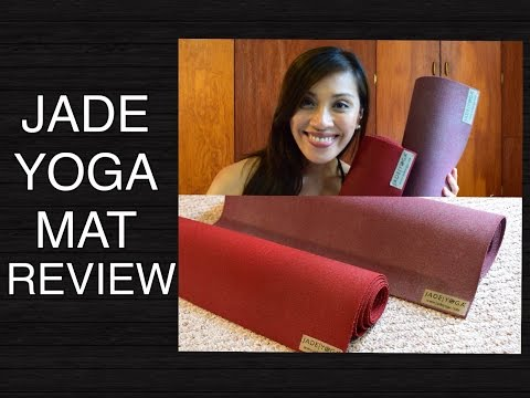 Best Yoga Mats: Jade Harmony Yoga Mat Review