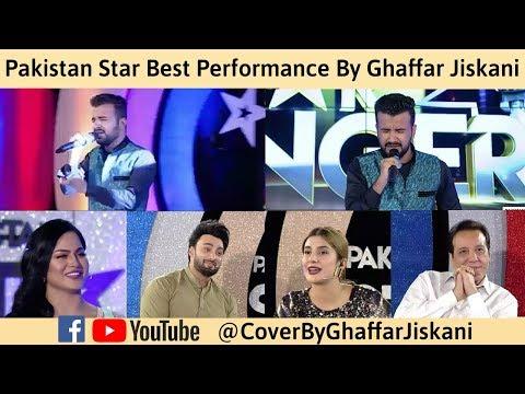 Yaar Dadhi Ishq Atish Notable Performance Pakistan Star - Cover By Ghaffar Jiskani