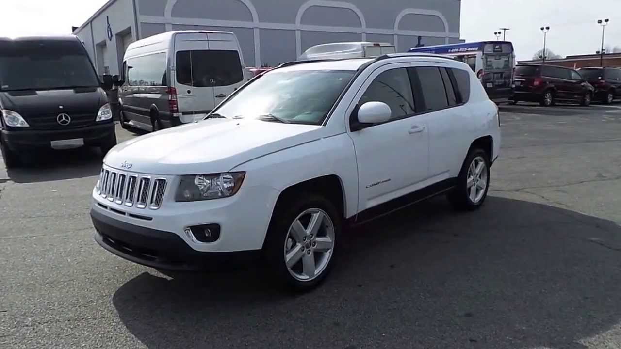 2014 jeep compass high altitude 2342 youtube. Black Bedroom Furniture Sets. Home Design Ideas