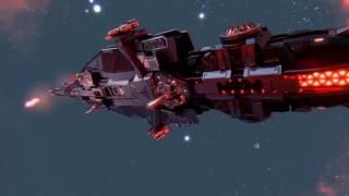 Star Conflict Блог: Эсминец Tyrant