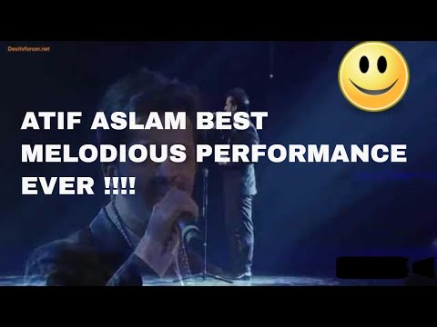 Atif Aslam - Live At Dubai in Sur Kshetra Grand Finale