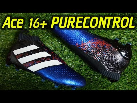 Adidas ACE 16+ PURECONTROL (Paris Pack) - Review + On Feet