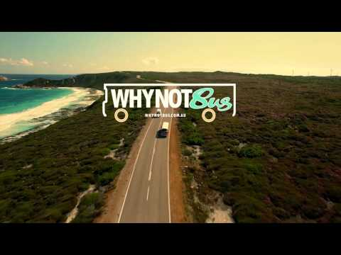 Why Not Bus - Perth To Melbourne