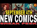 NEW COMIC BOOKS RELEASING SEPTEMBER 4TH 2019 MARVEL AND DC COMICS COMING OUT THIS WEEK  WEEKLY PICKS